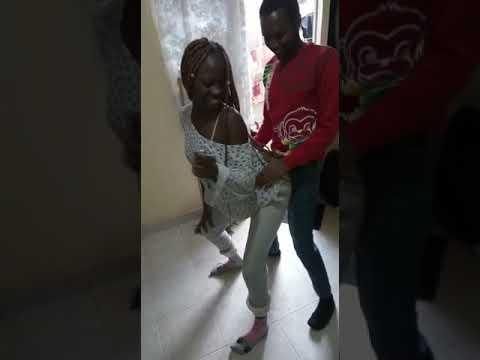 Kenyan LUO CRAZY girl rubbing thumbnail