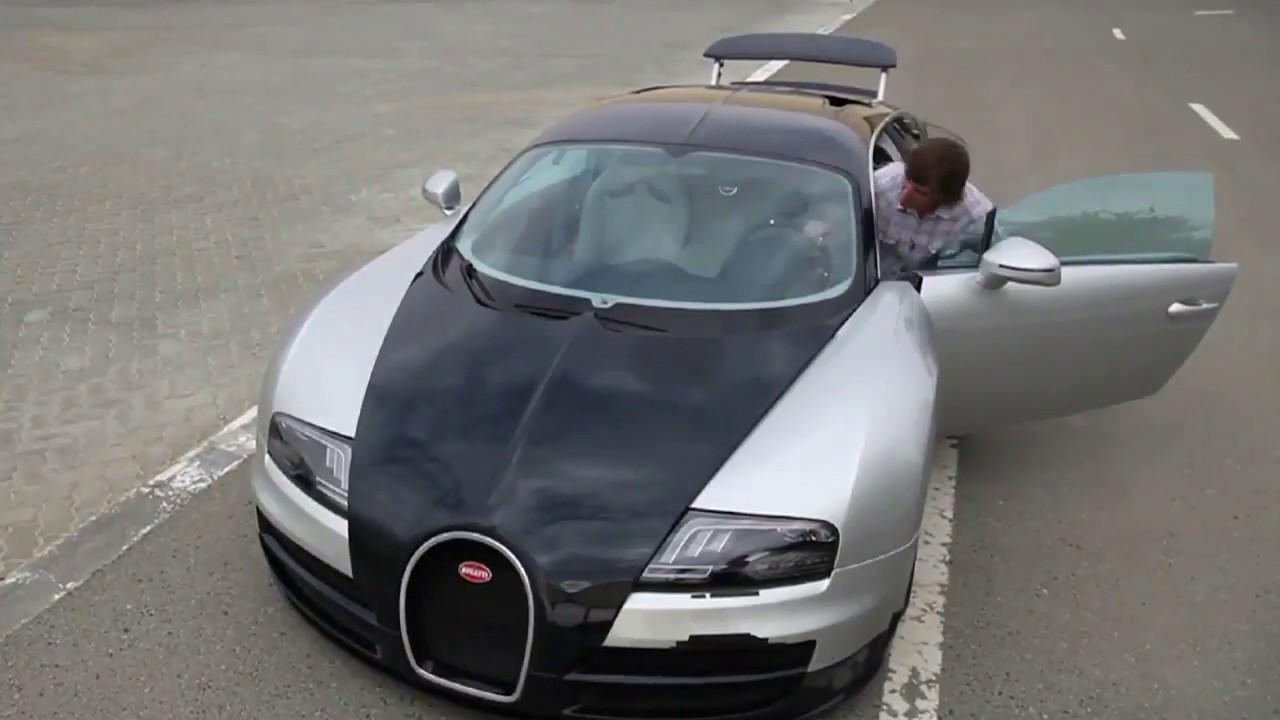 bugatti veyron top speed 500 km h - youtube