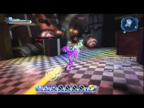 DCUO : Vault Diary : Day One