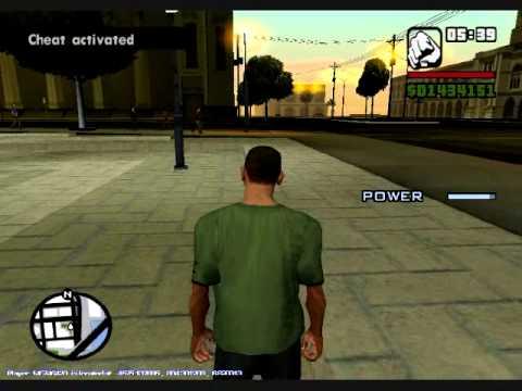 「GTA SA」 MOD Play