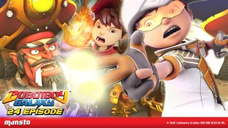 BoBoiBoy Galaxy - Full Season 1 (Episode 1-24)