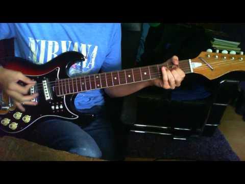 Devo - Uncontrollable Urge (Guitar Cover)
