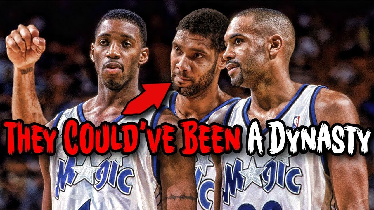 The Single CRAZIEST 'What If' Team in NBA History!