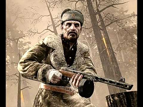 Call Of Duty World At War OST Complete Russian Theme