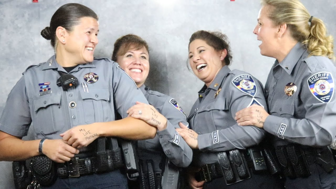 3:1   These Lives Matter: First Responders for Sgt. Stephanie Criss