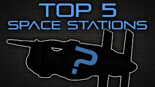 Top Five Sci-Fi Space Stations