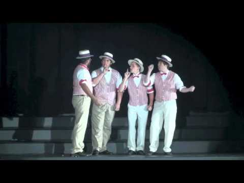 Pop Concert 2012- Yes Sir, That's My Baby - Barbershop