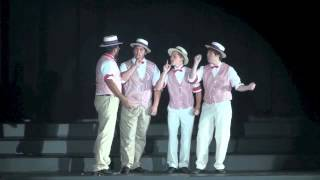 Pop Concert 2012- Yes Sir, That's My Baby - Barbershop