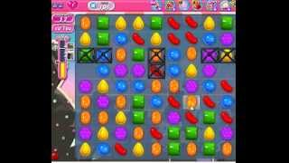 How to beat Candy Crush Saga Level 106 - 1 Stars - No Boosters - 86,180pts