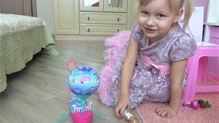 Кукла Челси Кровать Воздушный ШАР !!!! Барби ДРИМТОПИЯ Маленькая кукла с питомцем щеночком!!!