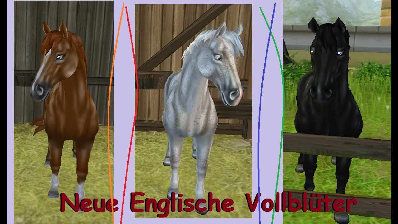 star stable pferde