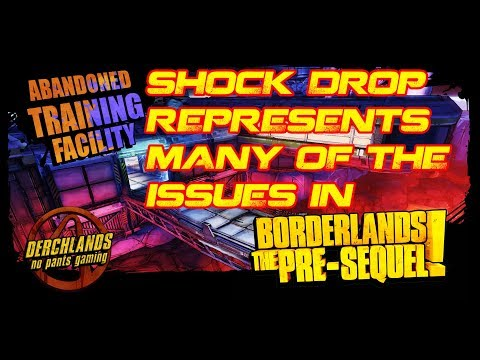 Shock Drop Represents Many of the Issues in Borderlands The Pre Sequel