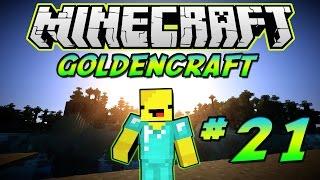 minecraft pc 21 il figlio di brown e golden peggy