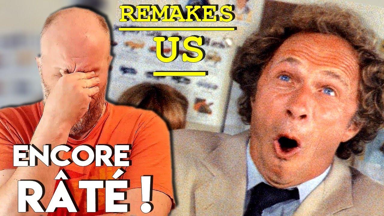 4 remakes RATES de films français !