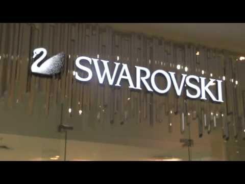 Swarovski Pavilion store
