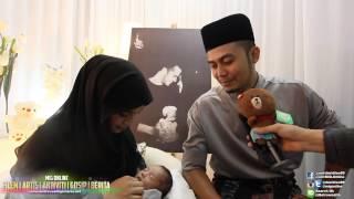 Eksklusif! Majlis Aqiqah Anak Diana Amir - Khaulah Al Azwar