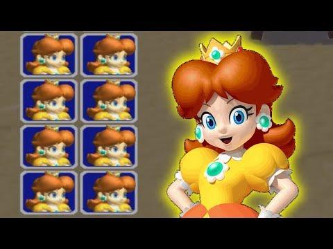 Mario Kart Double Dash, But Everyone's Daisy
