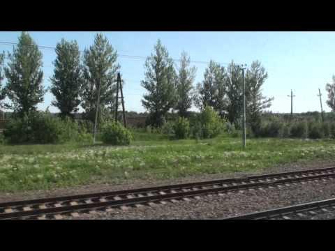 поезд № 49 Казань - Москва