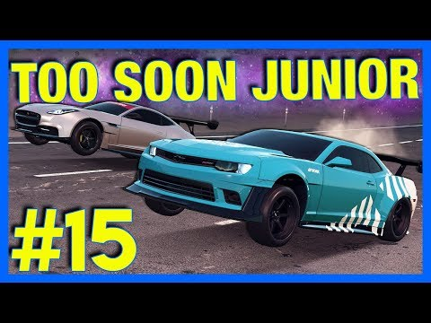 Need for Speed Payback Let's Play : TOO SOON JUNIOR!! (NFS Payback Part 15)