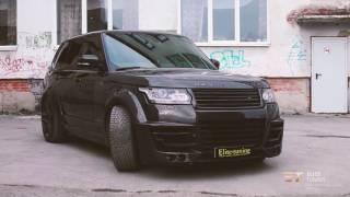 Range Rover Vogue/Тюнинг пакет Lumma CLRR/Выхлоп E-TUNE!