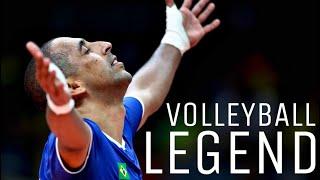 Volleyball Legend ● Sérgio Santos - Best Libero in Volleyball History (HD)