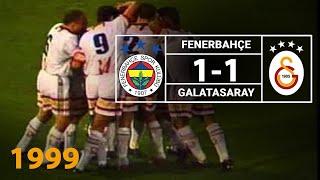 Nostalji Maçlar | 1999-2000 Sezonu Fenerbahçe 1 - 1 Galatasaray