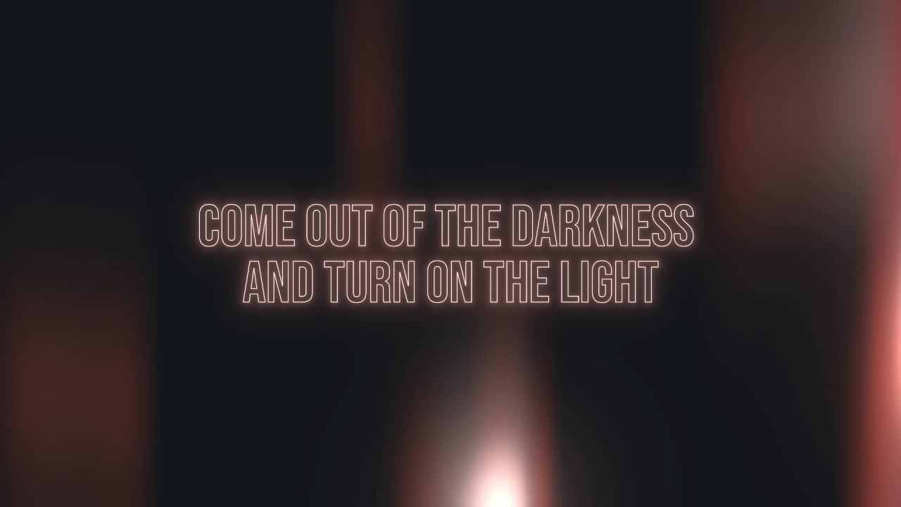 Big Daddy Weave Turn On The Light Official Lyric Video