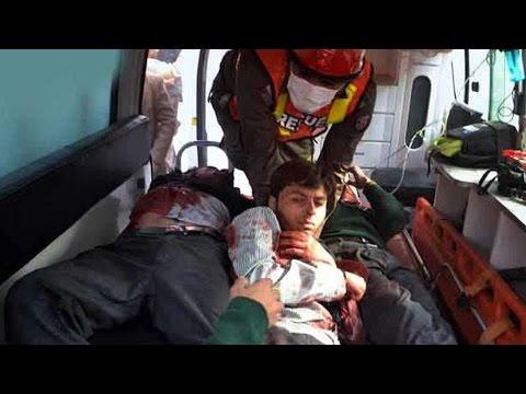 Eyewitnesses narrate terrorist attack at army school in Peshawar