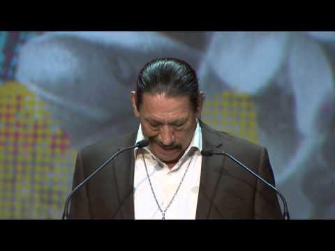Danny Trejo - Honoree Speech