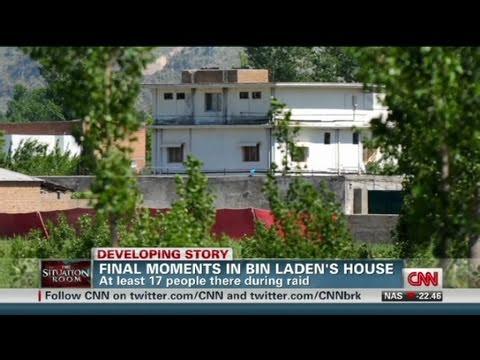 CNN: Final moments inside bin Laden's house - YouTube