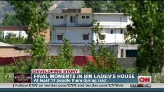 CNN: Final moments inside bin Laden's house