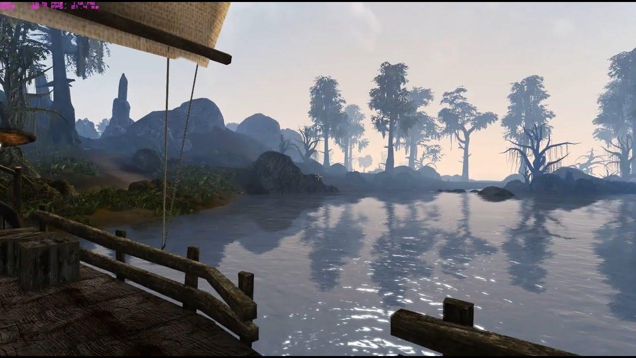 Best Morrowind Mods 2020 The Elder Scrolls III: Morrowind   Sounds and Graphics Overhaul