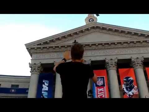 Freedom - LIVE - Dierks Bentley - NFL Kickoff 2016 - Denver