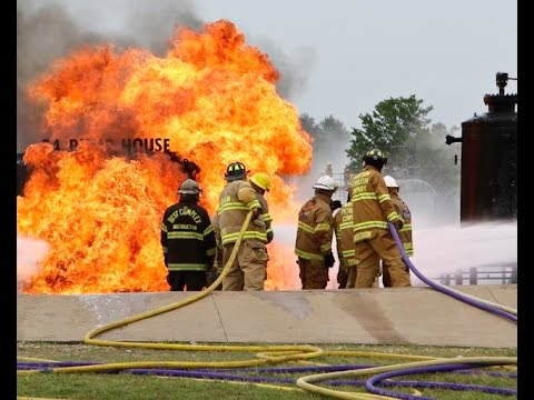 2015 XTREME Industrial Fire & Hazard Response Training