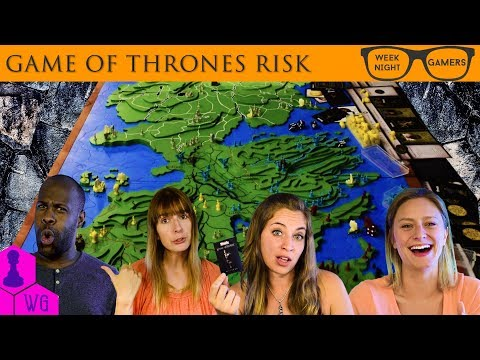 EPIC Game Of Thrones Risk