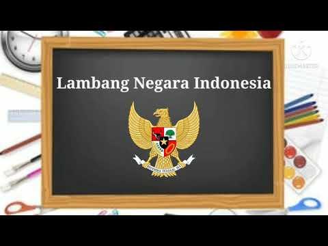Lambang Negara Indonesia (KB TK My Children )