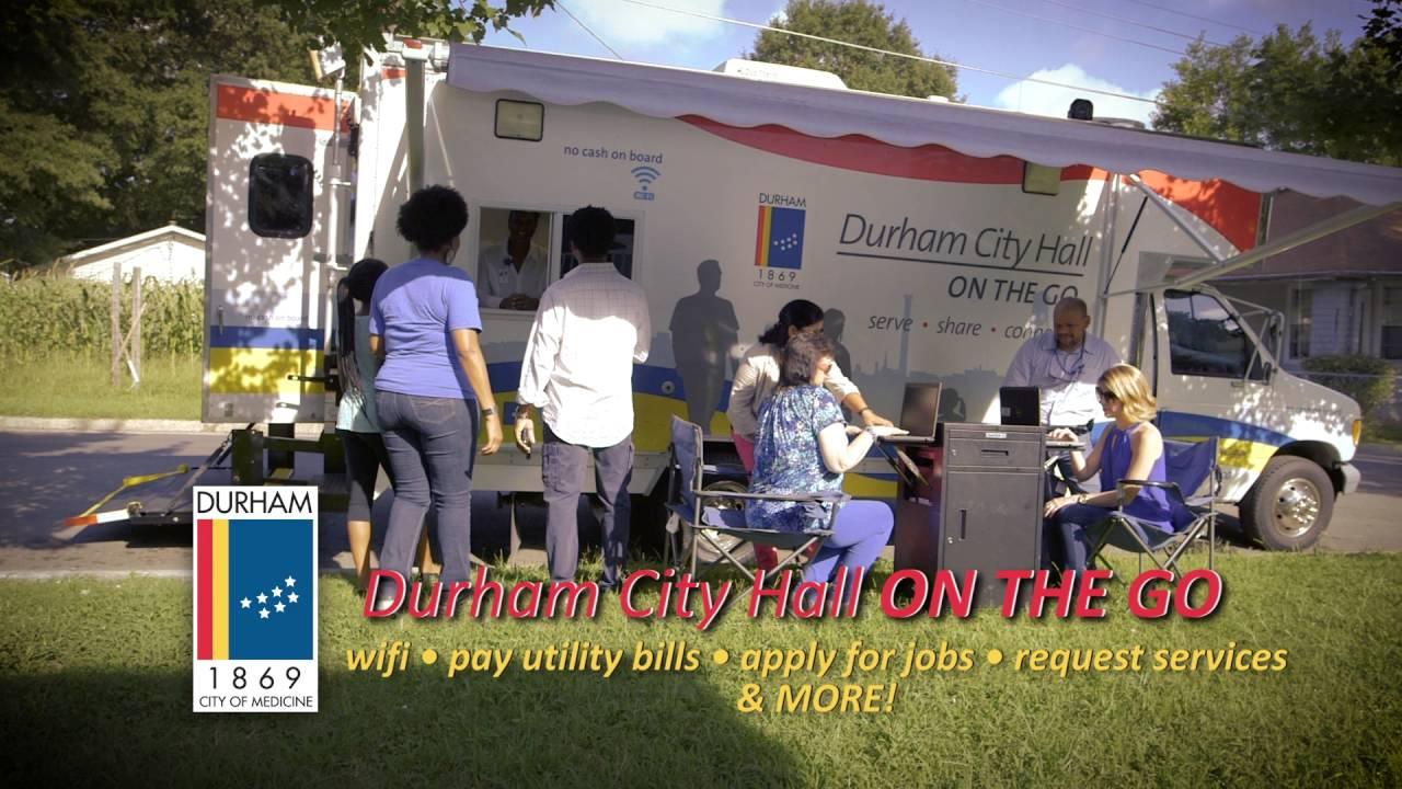 Durham City Hall On The Go Youtube