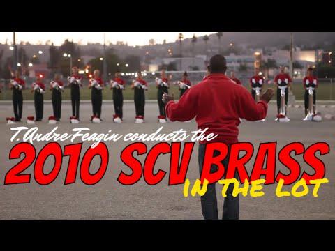 2010 SCV Brass Line Sings Chorale w/ T Andre Feagin @ Walnut, CA