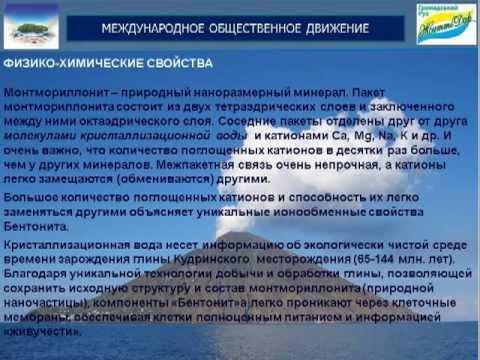 Бентонит Bentonit 2012-0417-Zinura