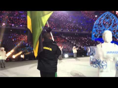 Jamaica Bobsled Sochi March I