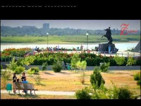 """Какой был Волгодонск в 2010 году. Фильм сделан по заказу """"Копи Центр""""."""