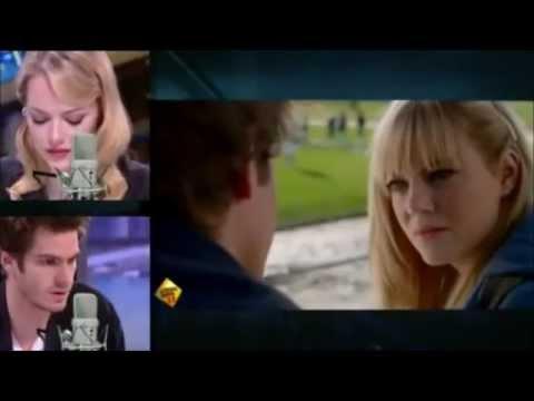 Emma Stone e Andrew Garfield a El Hormiguero_parte 2 [Sub ita]