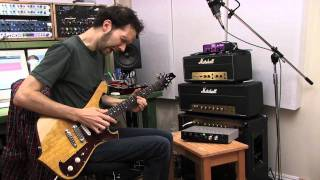 Guitar Effects: AF2/Flanger by Paul Gilbert