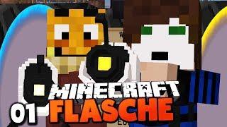 Edgar und Puffi WURDEN ENTFÜHRT ☆ Minecraft FLASCHE #1