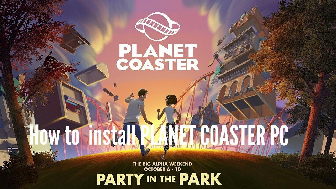 How To Install Planet Coaster (Fitgirl Repack) Game Link In Description   Technical Games 04:40 HD