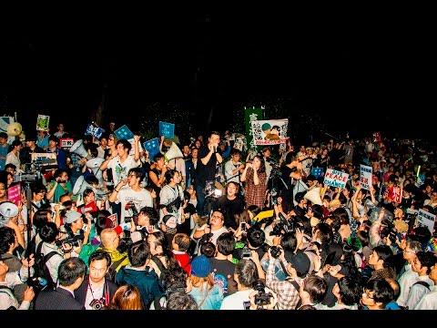 映画『わたしの自由について~SEALDs 2015~』予告編