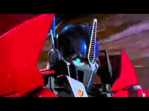 transformers prime optimus prime angel of darkness youtube. Black Bedroom Furniture Sets. Home Design Ideas