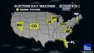 Election Day Weather Forecast