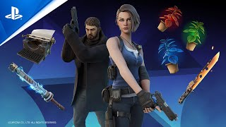 Fortnite - S.T.A.R.S (Resident Evil) | PS5, PS4