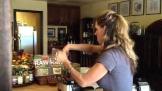 Kristensraw.com Raw Vegan Recipe: Tuscan Sun-dried Tomato Pesto